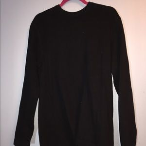 Other - Black long sleeve shirt